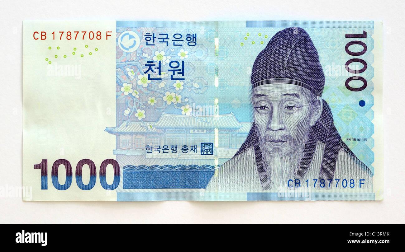 1000 won сколько стоит 1 копейка 1939 года цена