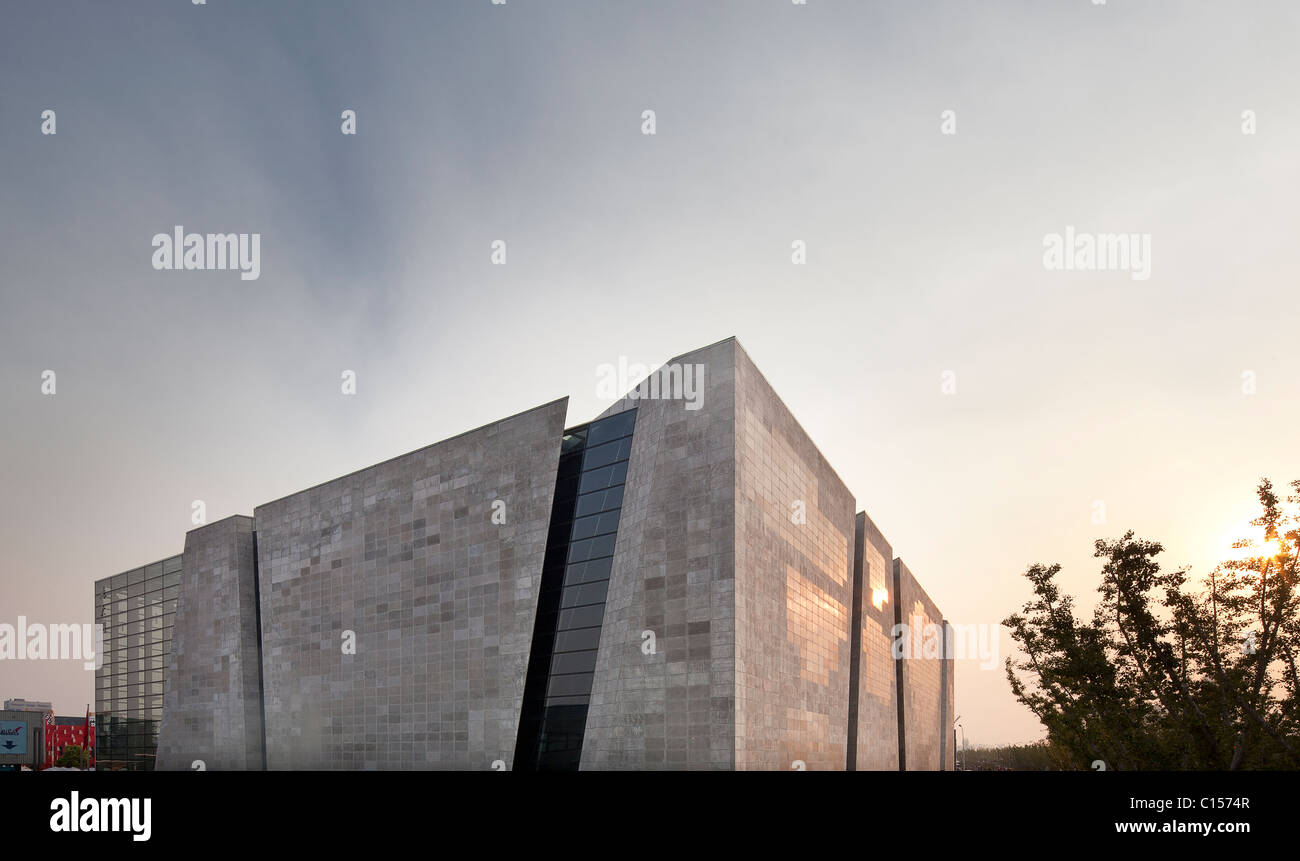 Shanghai World Expo 2010, China. Italy pavilion Stock Photo ...