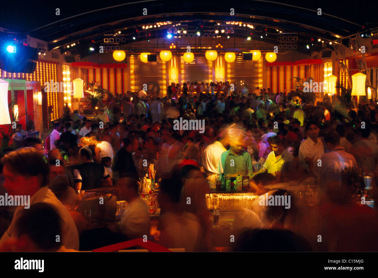 Gallery images and information kos greece nightlife -  Club Privilege Nightclub Kallithea Kassandra Chalkidiki Greece