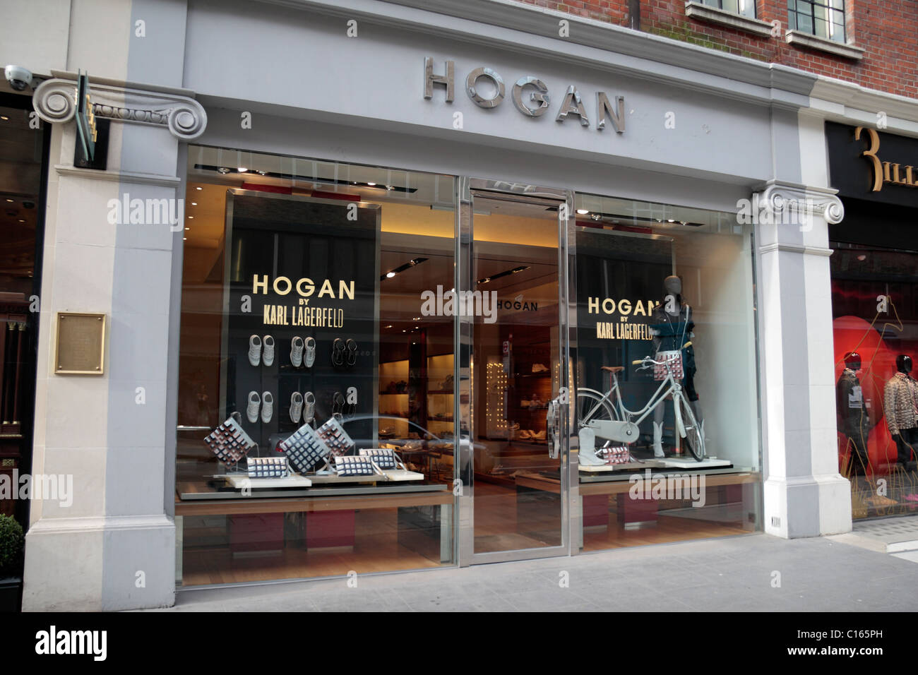 hogan shoes london