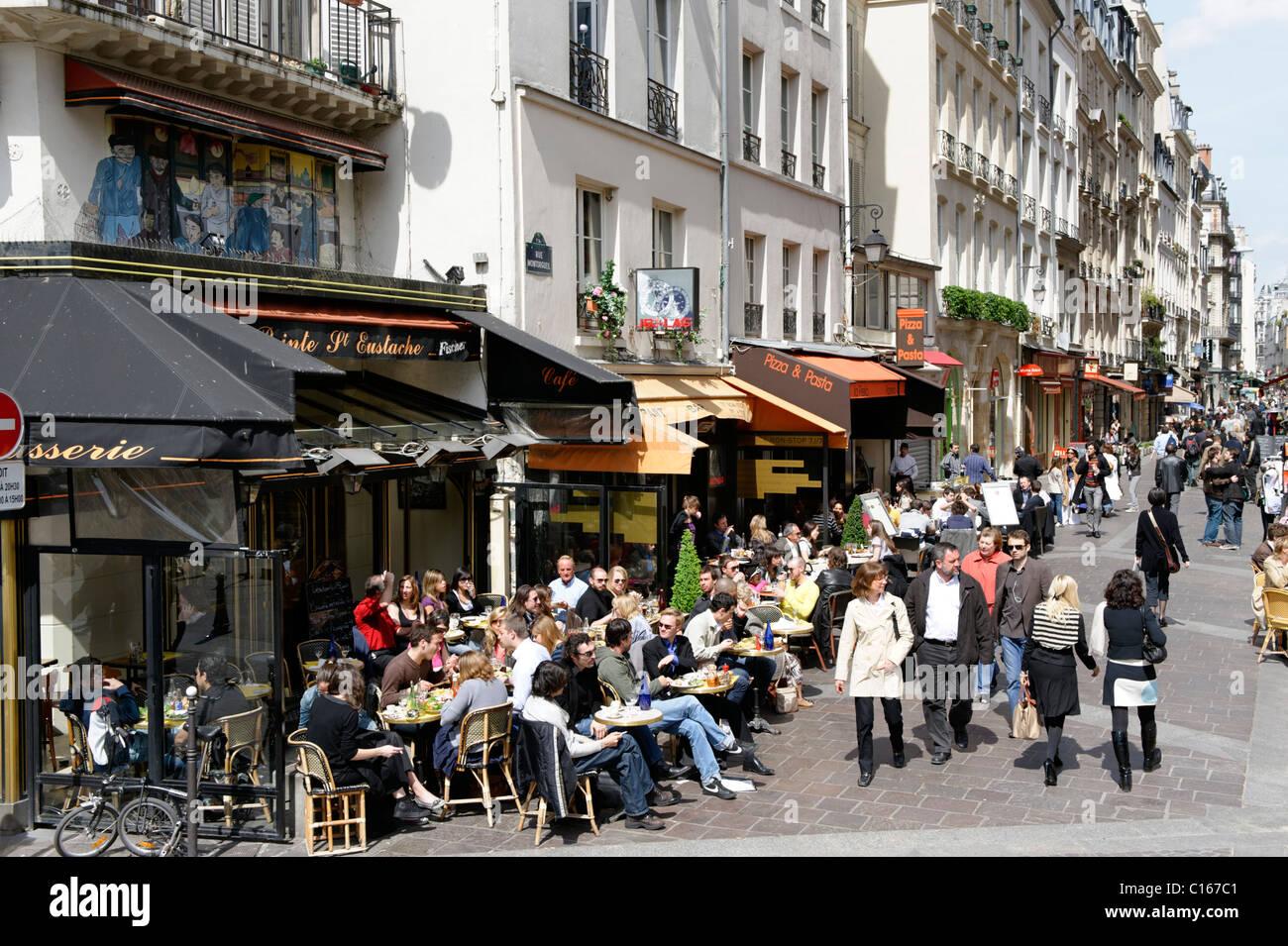 Cafe Montorgueil Paris