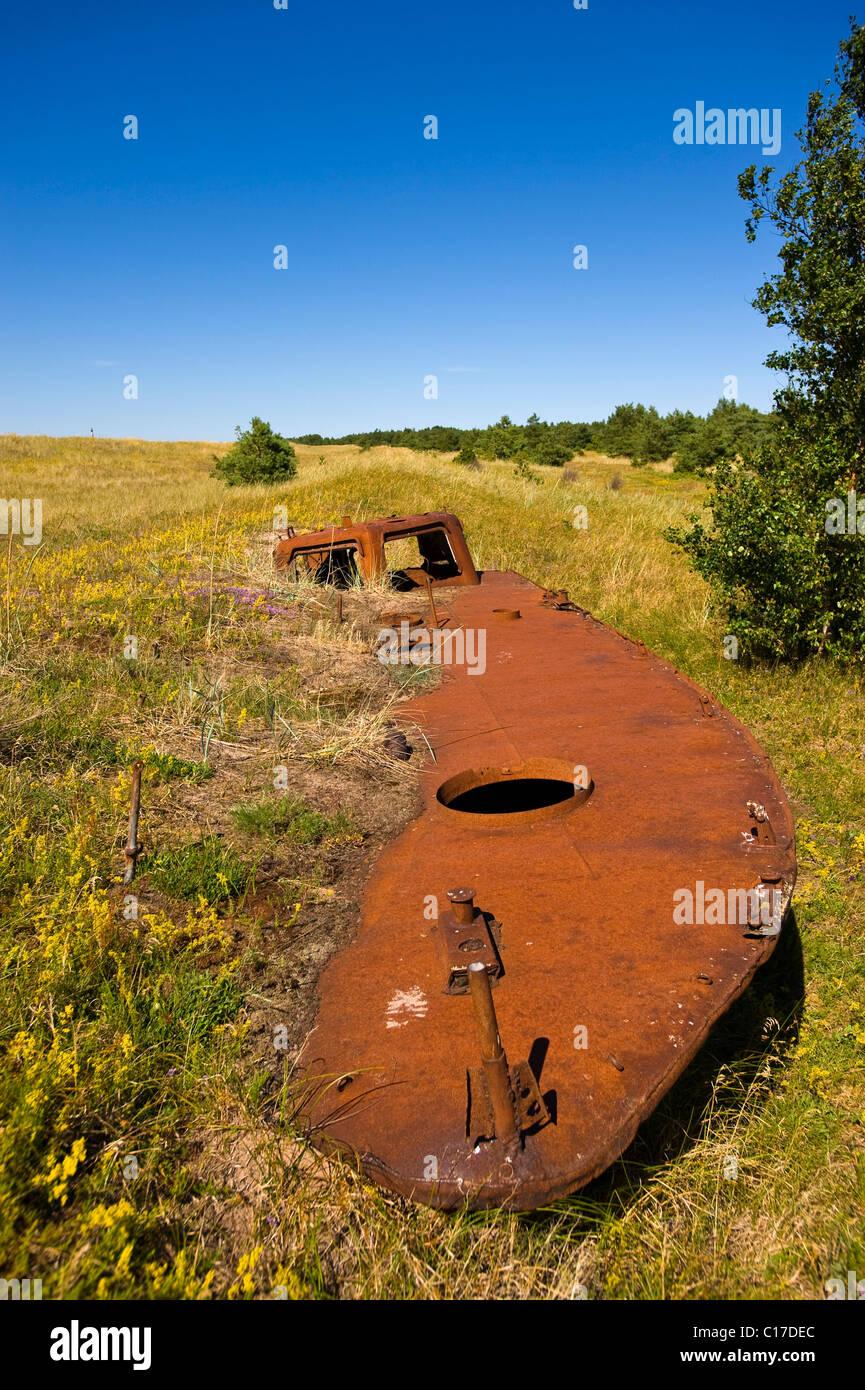 Shipwreck harilaid peninsula vilsandi national park saaremaa baltic sea island estonia