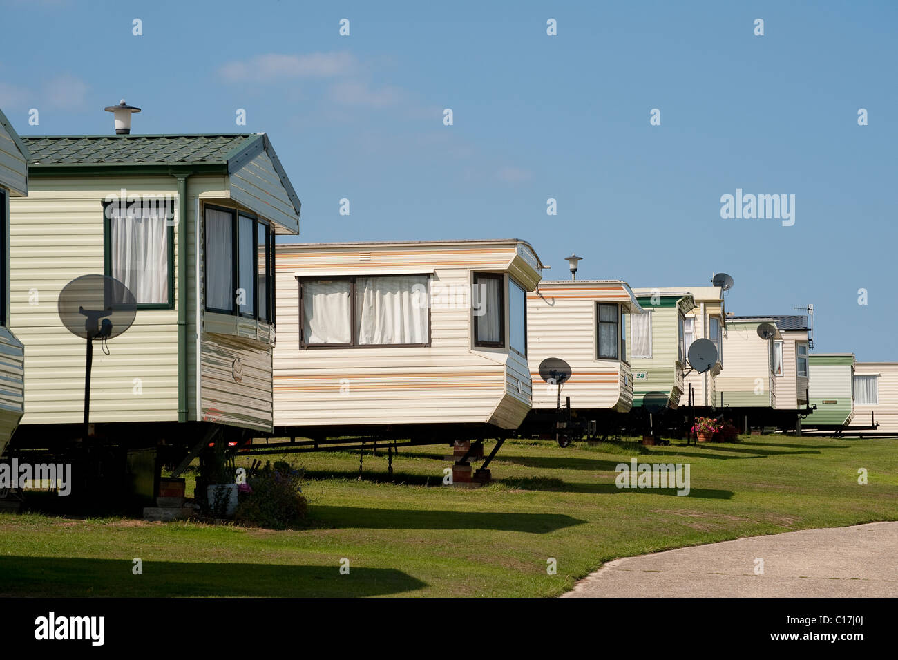 Mobile Home Sites East Anglia
