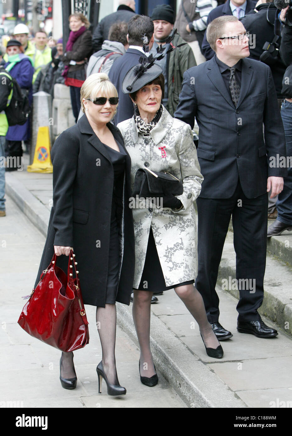 Wendy Richard Funeral