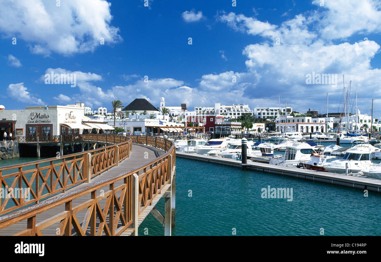 Is Playa Blanca Lanzarote In The South Of The Island