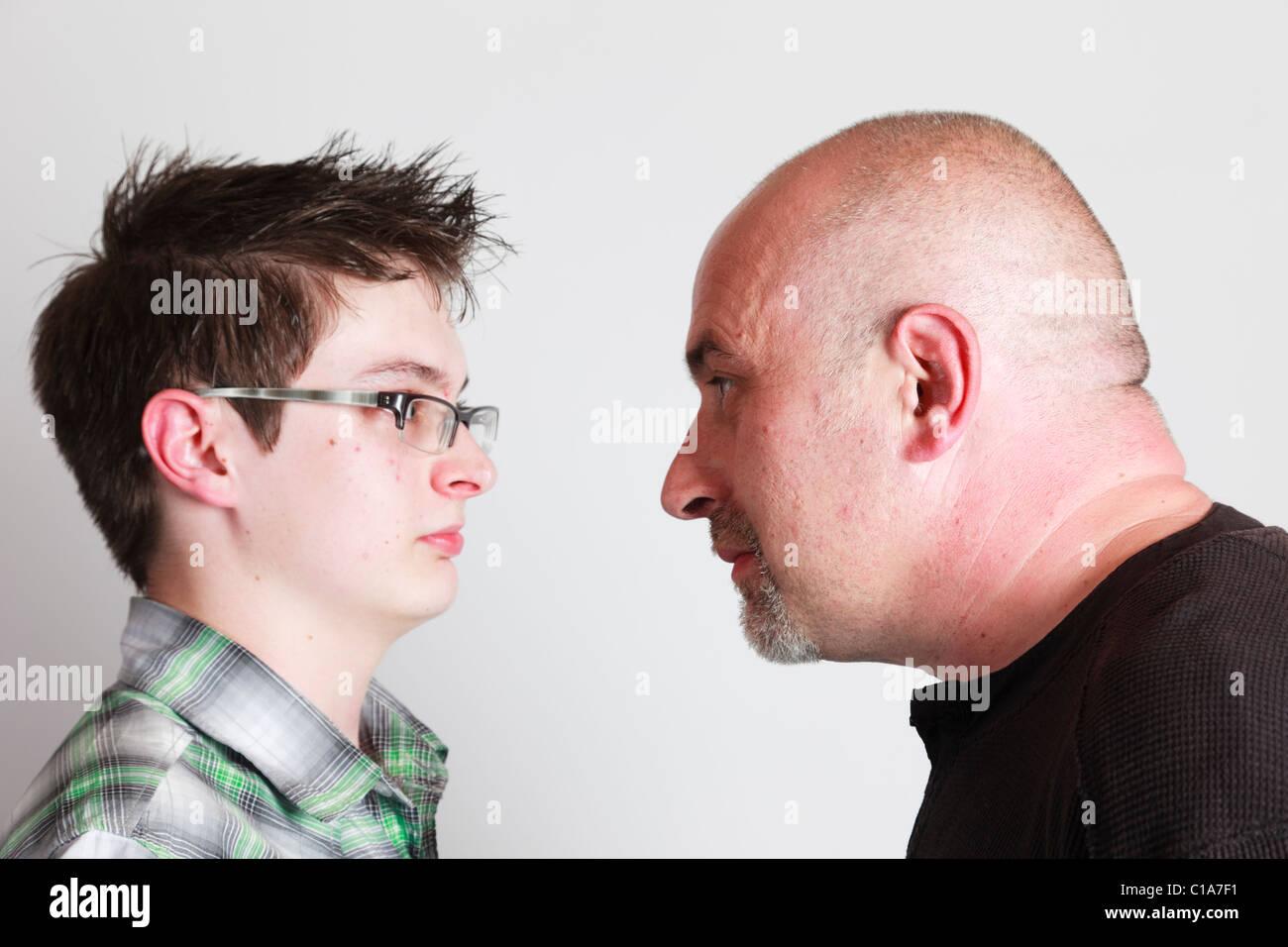 angry teenage son - photo #19