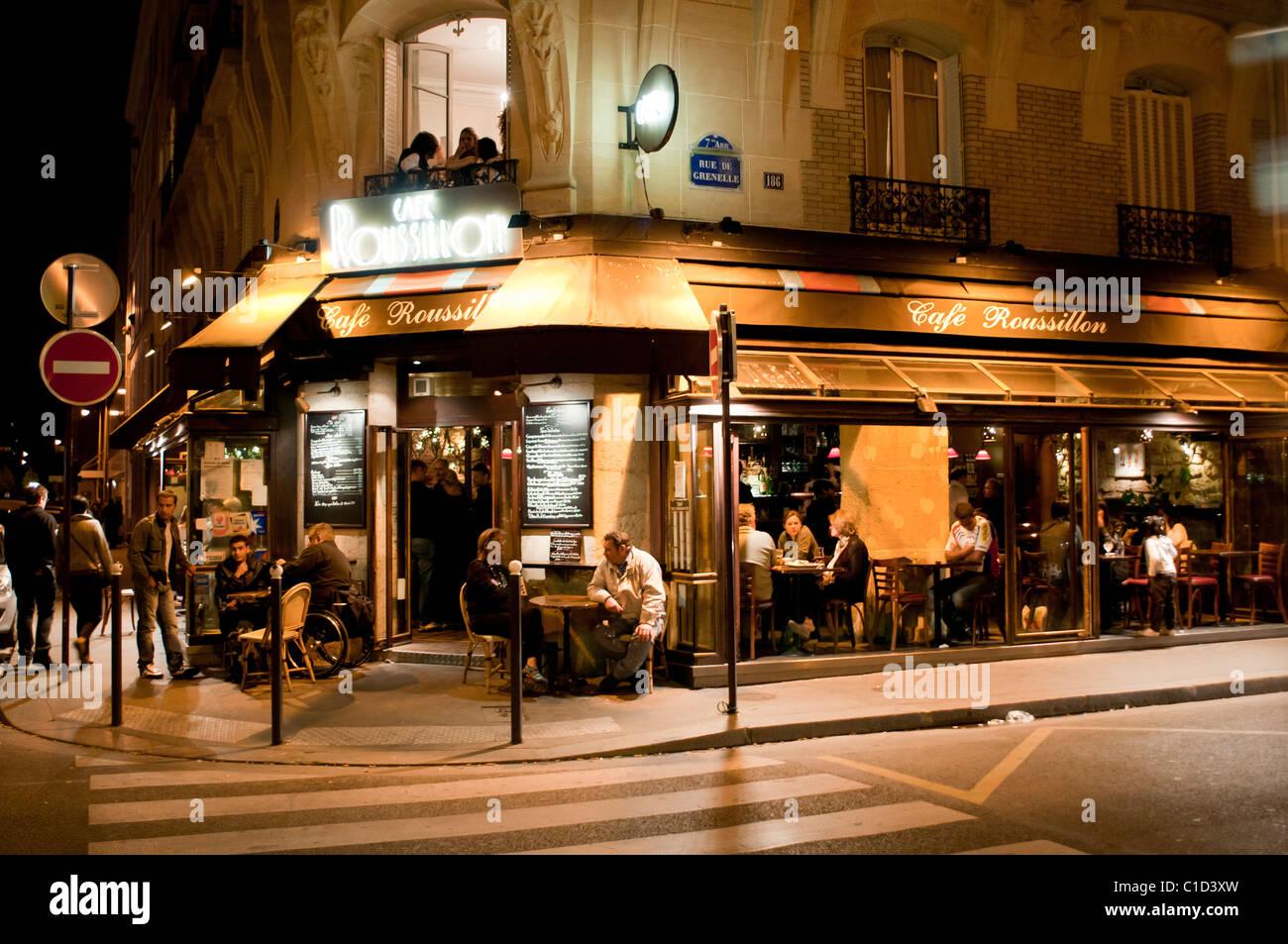 Cafe Paris Grenelle