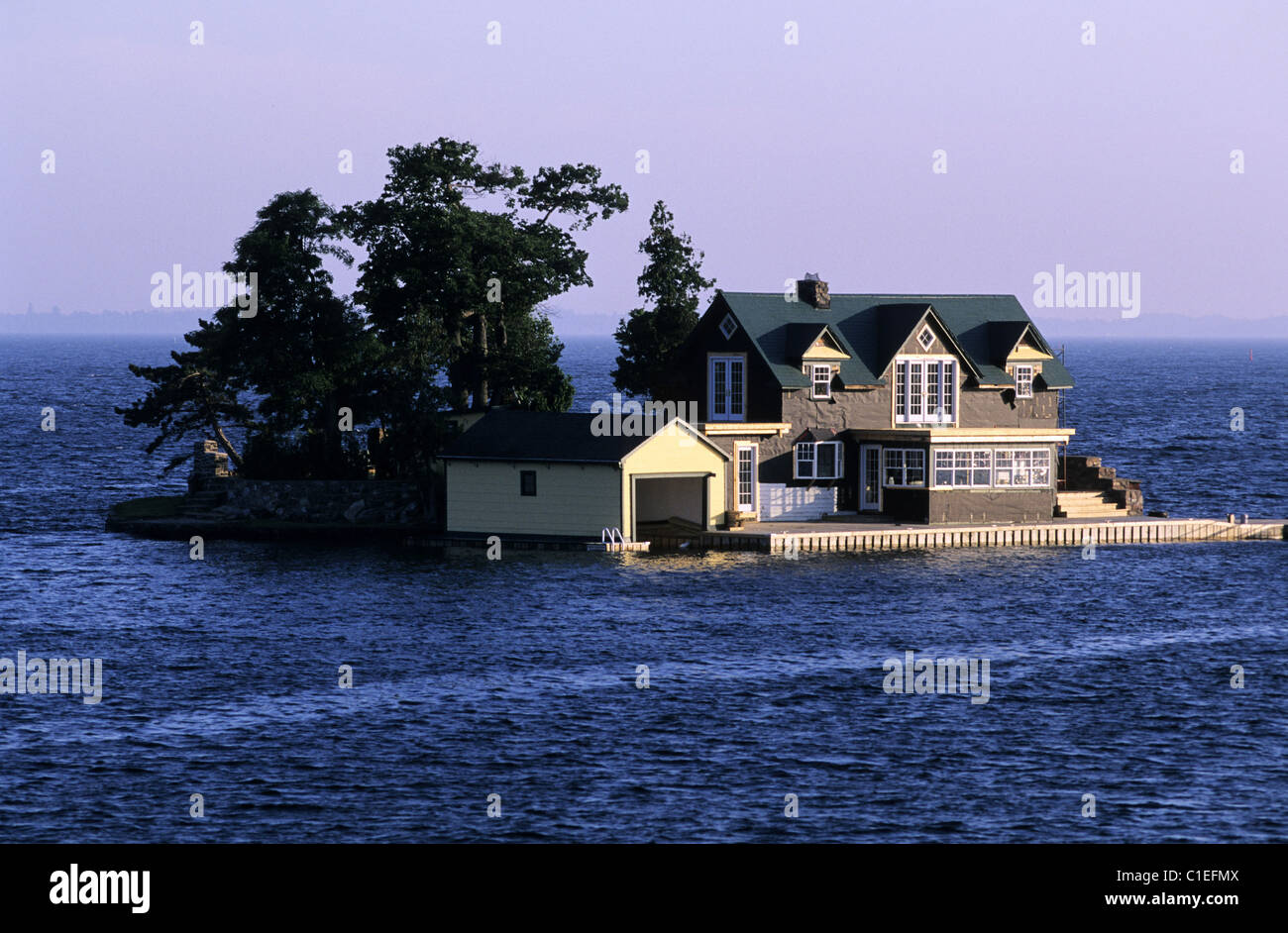 Where Is Thousand Islands Ontario