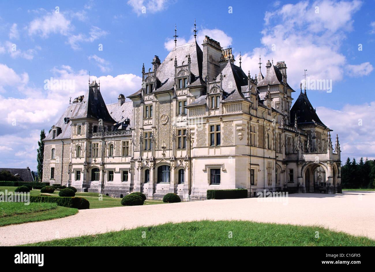 France cher berry region jacques coeur road menetou - Assadet menetou salon ...