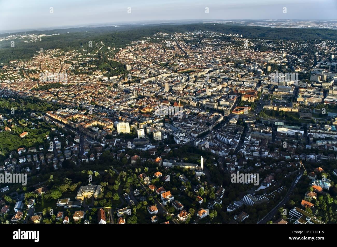 фото города штутгарт