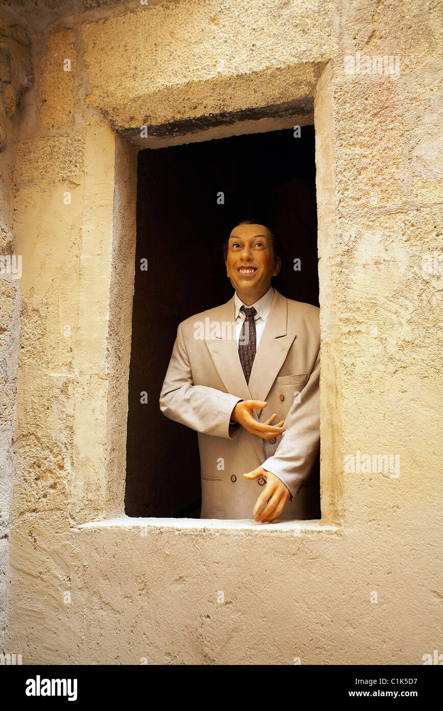 France bouches du rhone salon de provence musee grevin for B b salon de provence