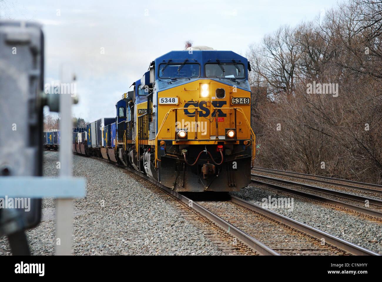 photograph csx train2650 by - photo #24