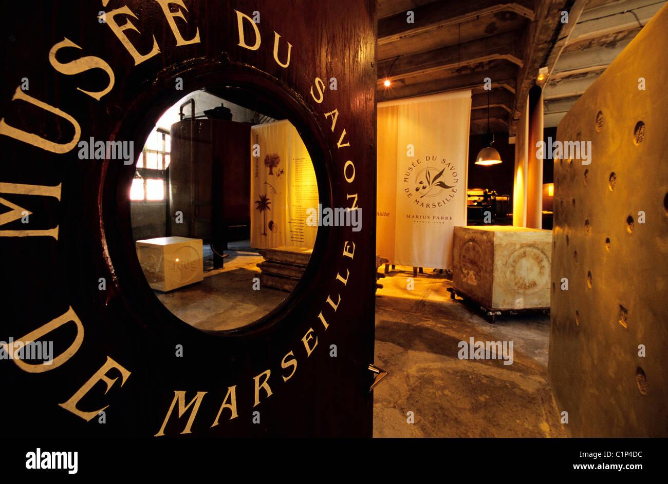 France bouches du rhone salon de provence musee de la for Savonnerie scham salon de provence