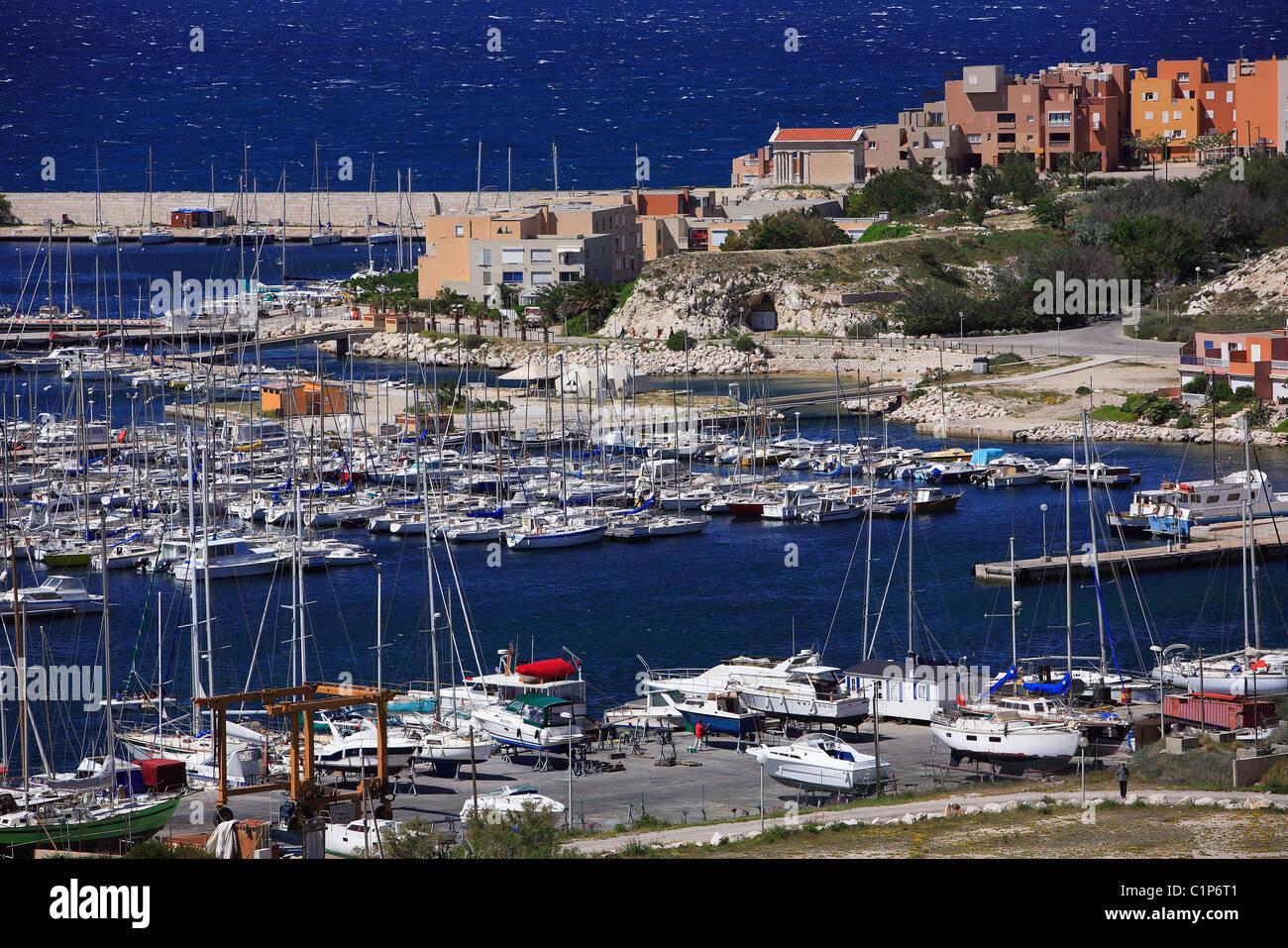 France bouches du rhone marseille iles du frioul friou for Marseille bouche du rhone