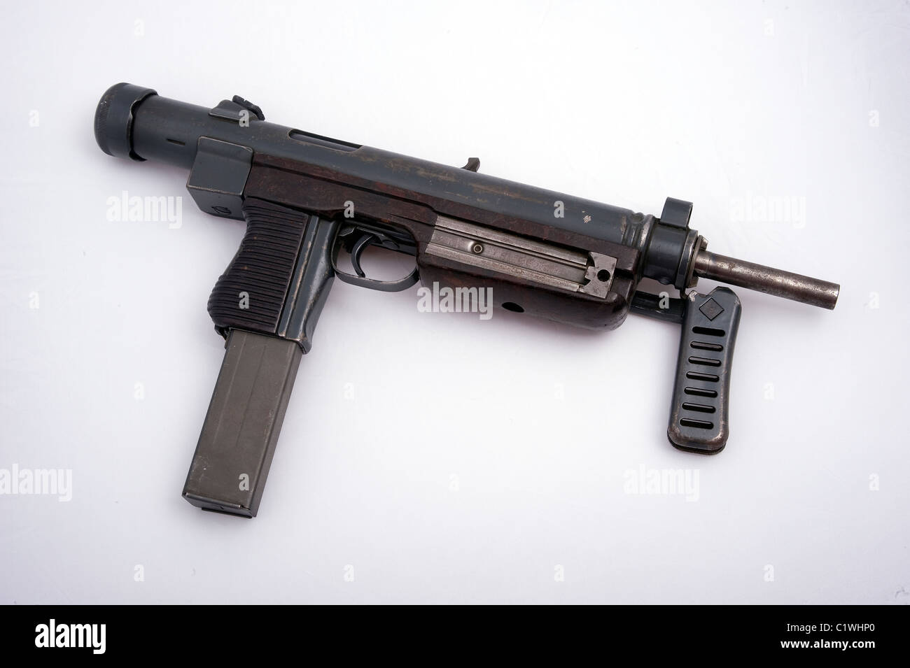 small machine gun