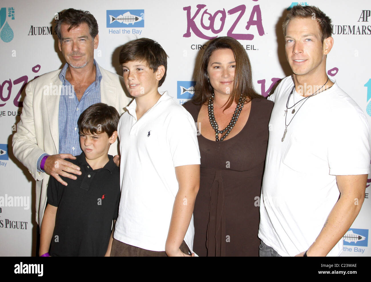 Pierce Brosnan Wife 9