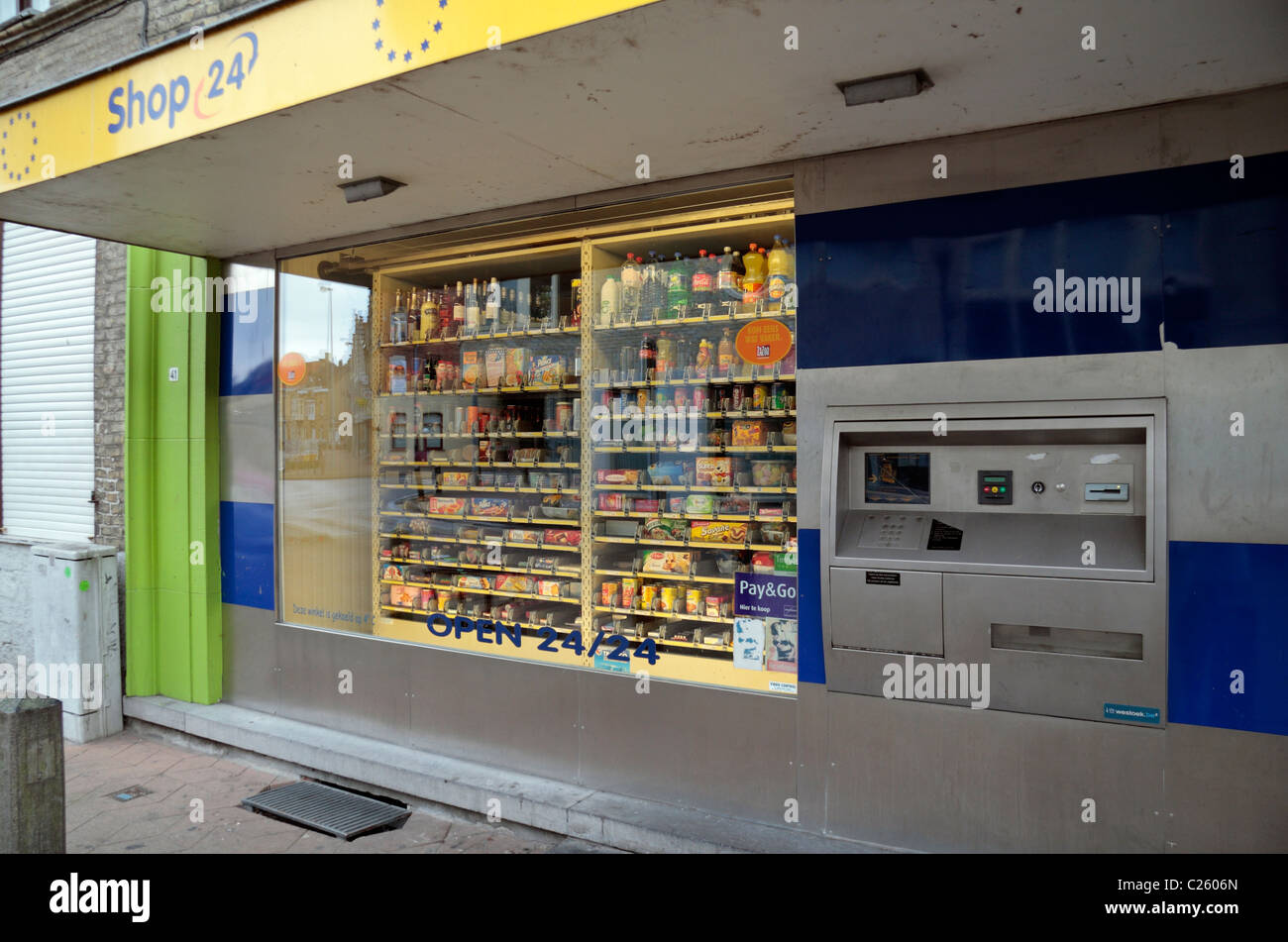 shop 24 vending machine