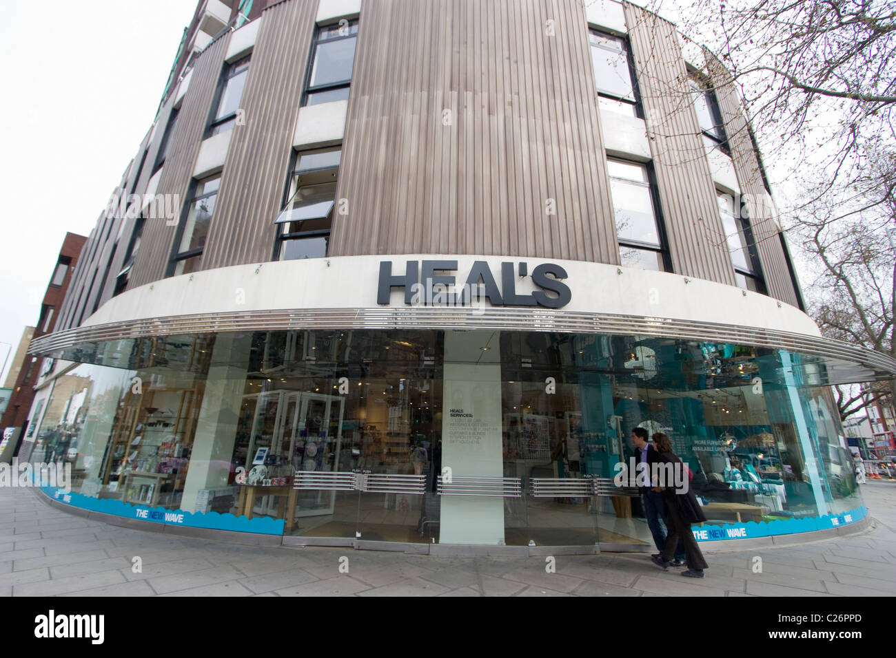 Heals furniture shop store Stock Photo, Royalty Free Image ... | heals furniture store