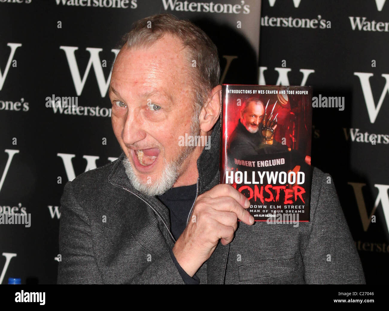 Robert Englund cult actor, best known for playing Freddy ...
