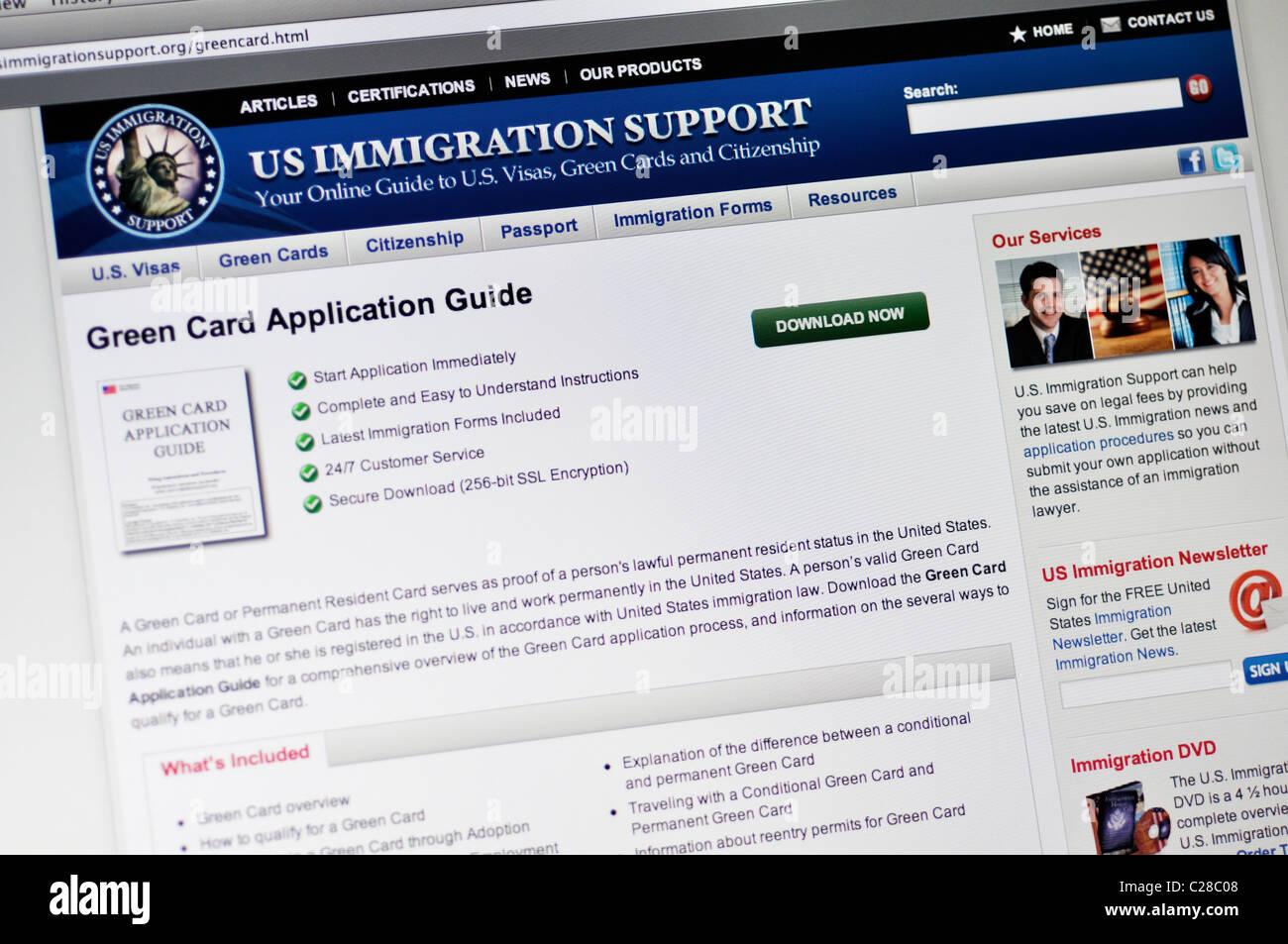 green card application formdusa 2018