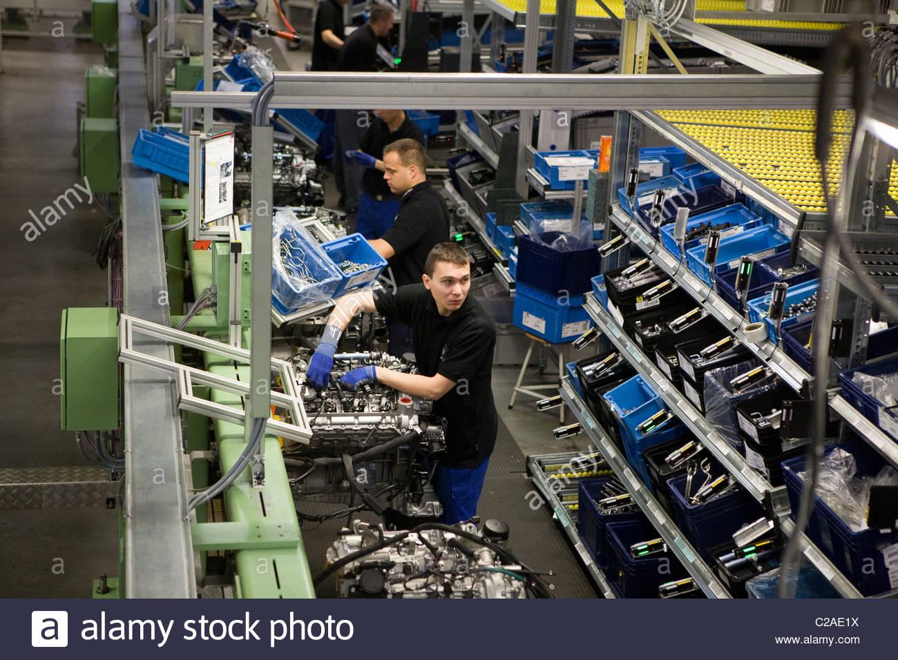 Mercedes Werk In Deutschland