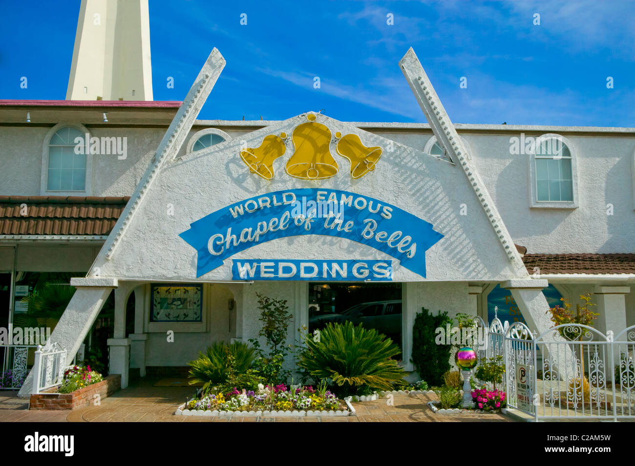 World Famous Chapel Of The Bells Weddings Las Vegas