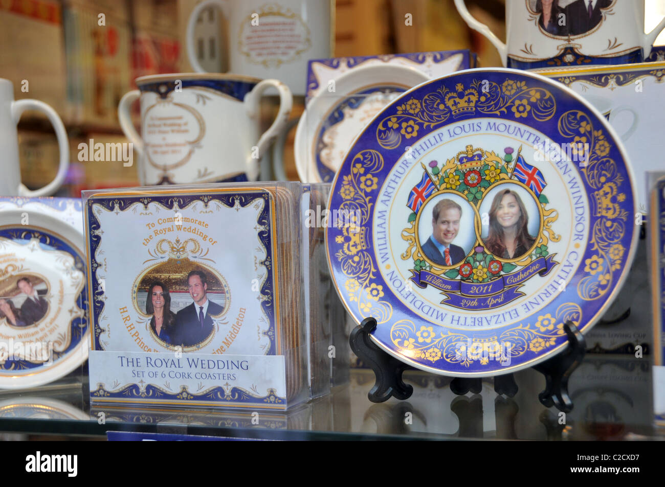 Wedding Wedding Souvenirs royal wedding souvenirs for prince william kate middleton stock mugs plates patriotic princess romantic fairy tale fairytale