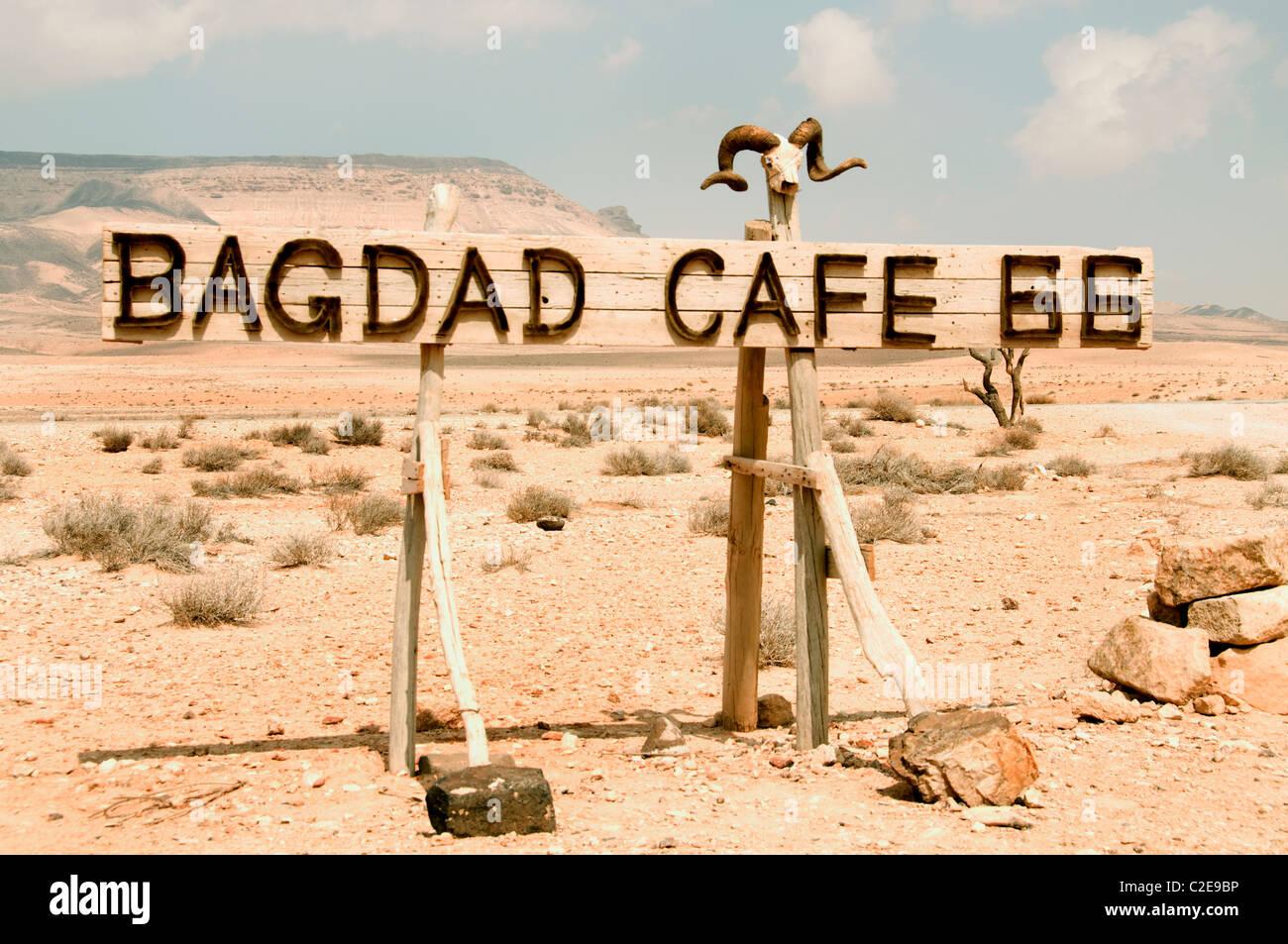 Bagdad Cafe Restaurant