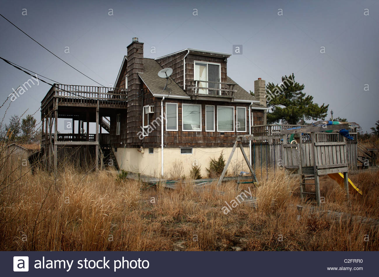 The Home Owned By Joseph Brewer Where Prostitute Shannan