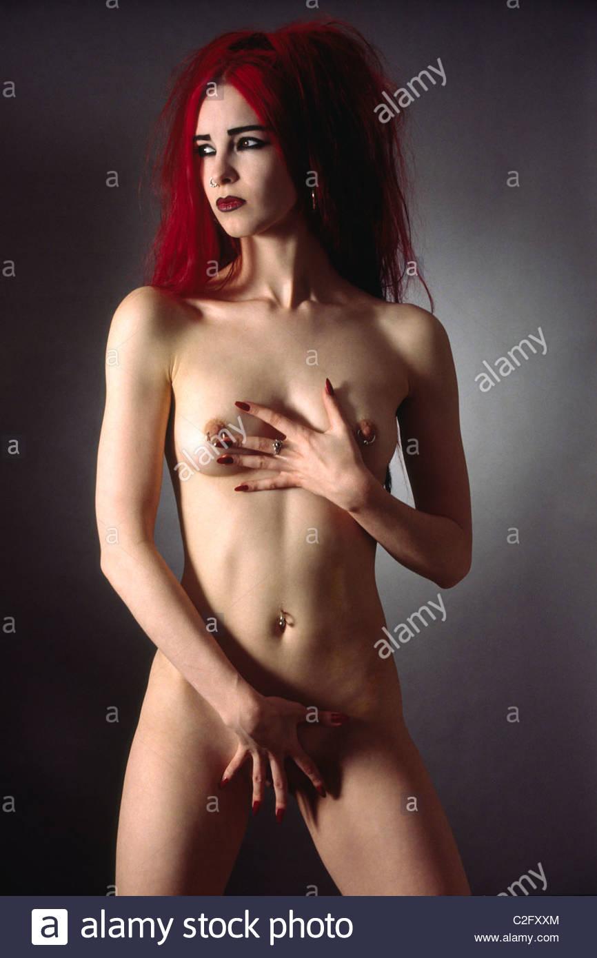 Red Hair Naked Women
