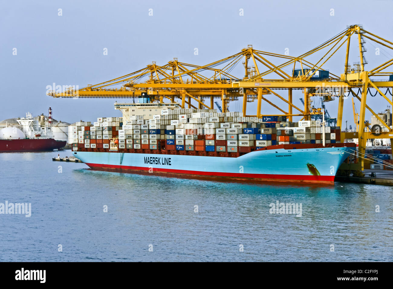 Maersk stock symbol choice image symbol and sign ideas maersk stock photos maersk stock images alamy maersk line m class container maren maersk ship in buycottarizona Choice Image