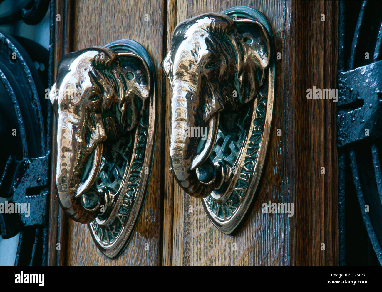 head door knockers hall warwick lane london