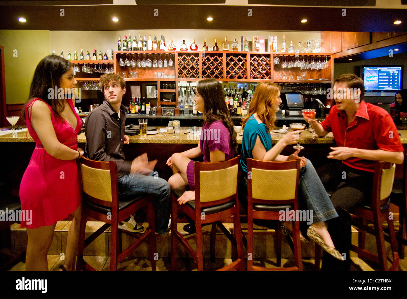 Young speed dating los angeles