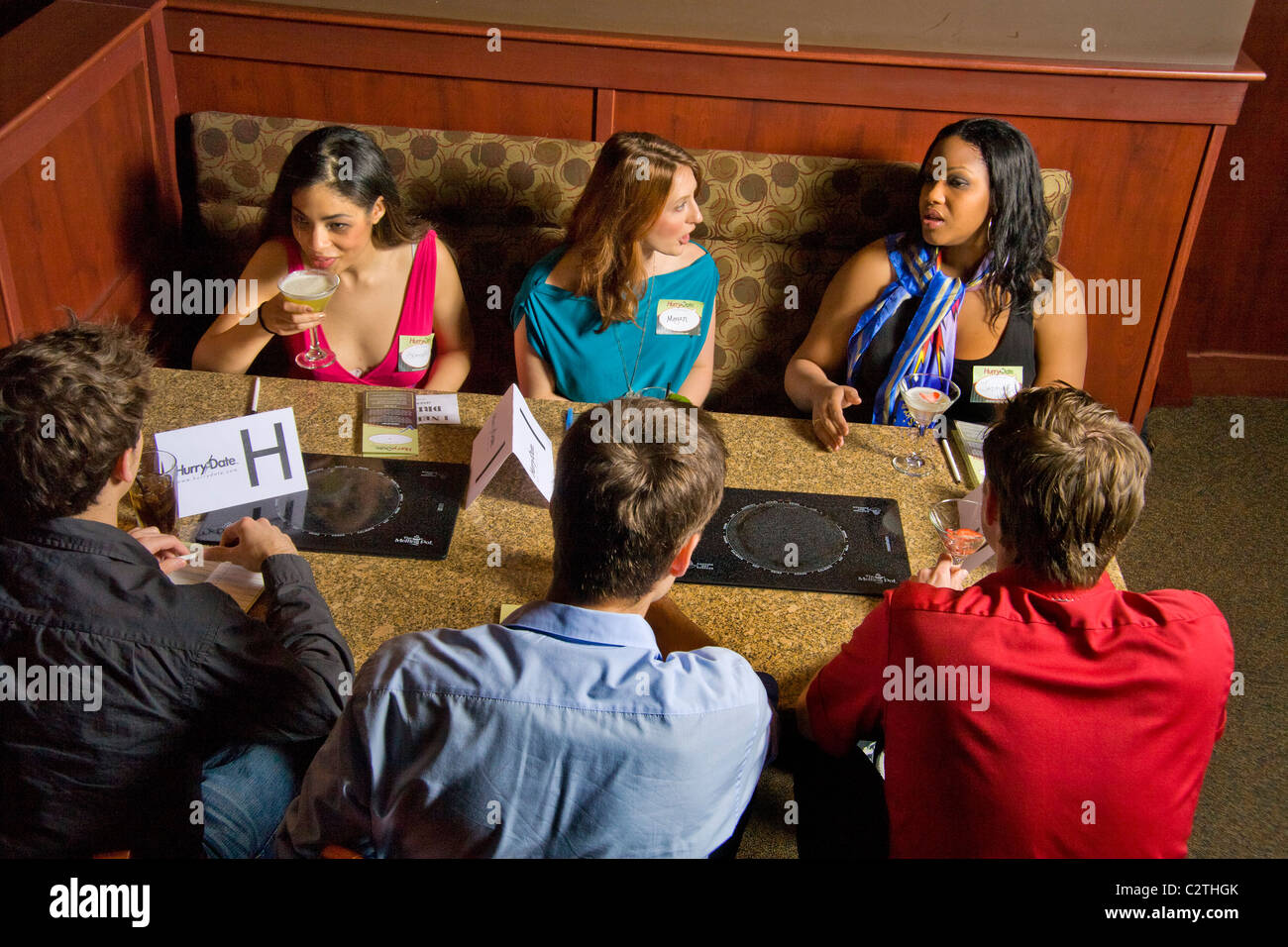 Speed dating in la ca