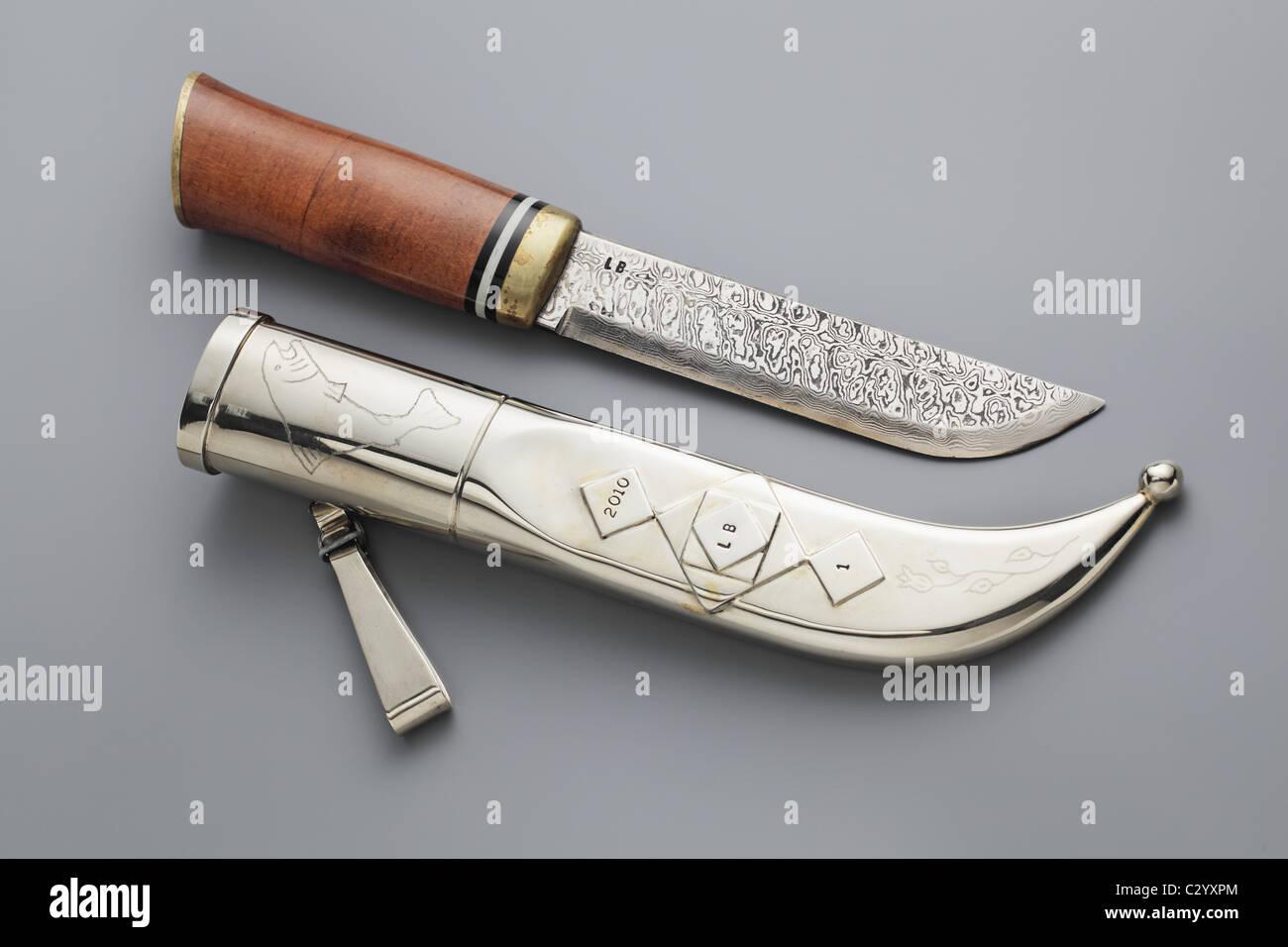 Handmade Puukko – Arpf