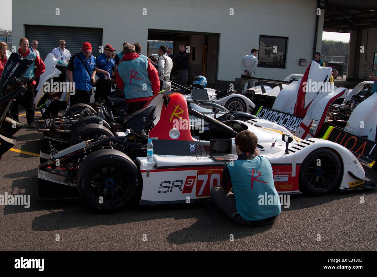 Motorsport at Silverstone, England Stock Photo, Royalty Free Image ...