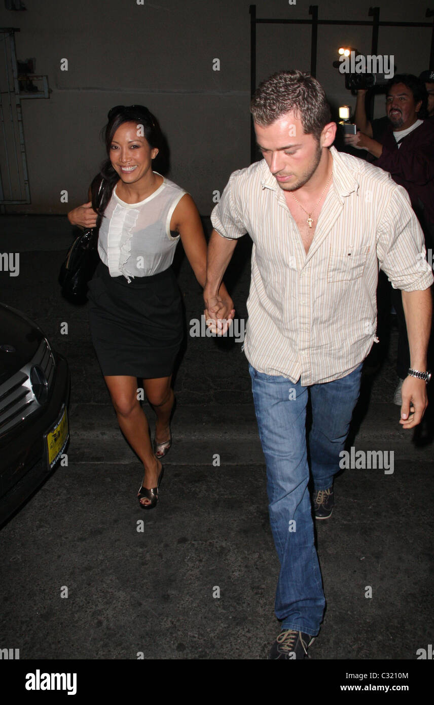 Carrie ann inaba dating history 5