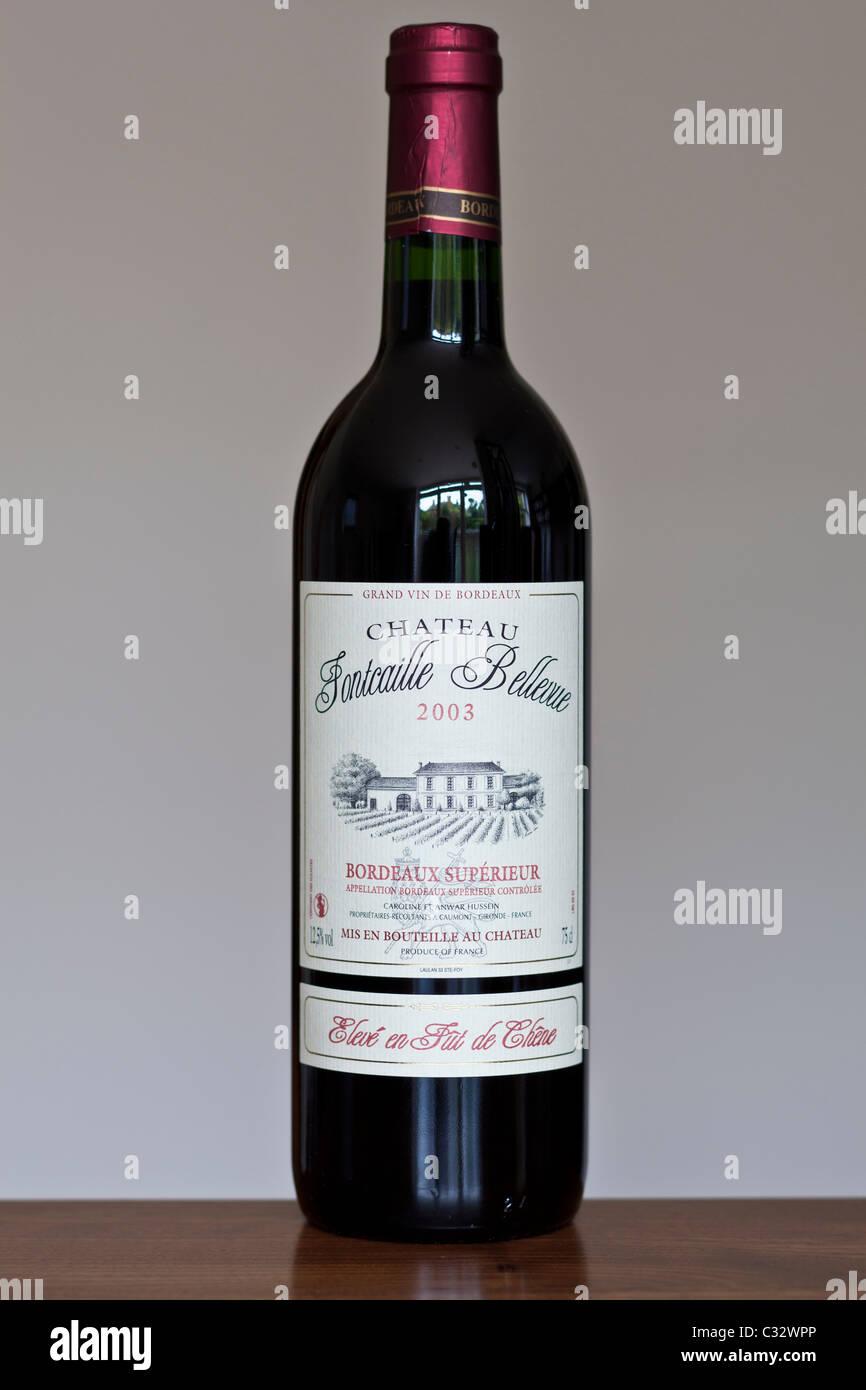 bordeaux superieur grand vin de bordeaux