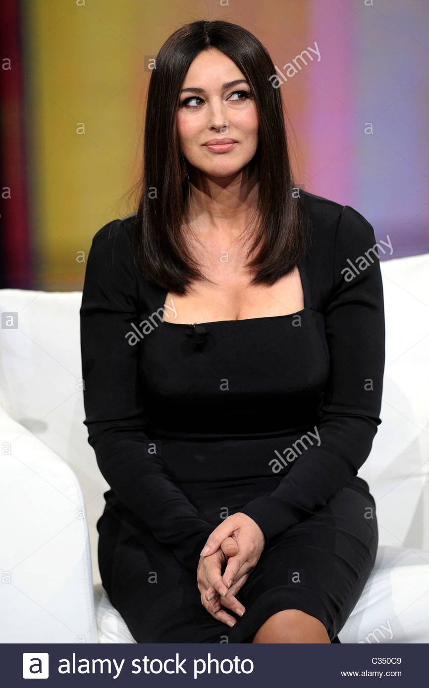 Monica Bellucci Stock Photo Royalty Free Image 36374809
