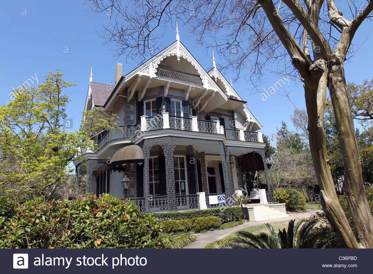 Sandra Bullocks New Orleans Home