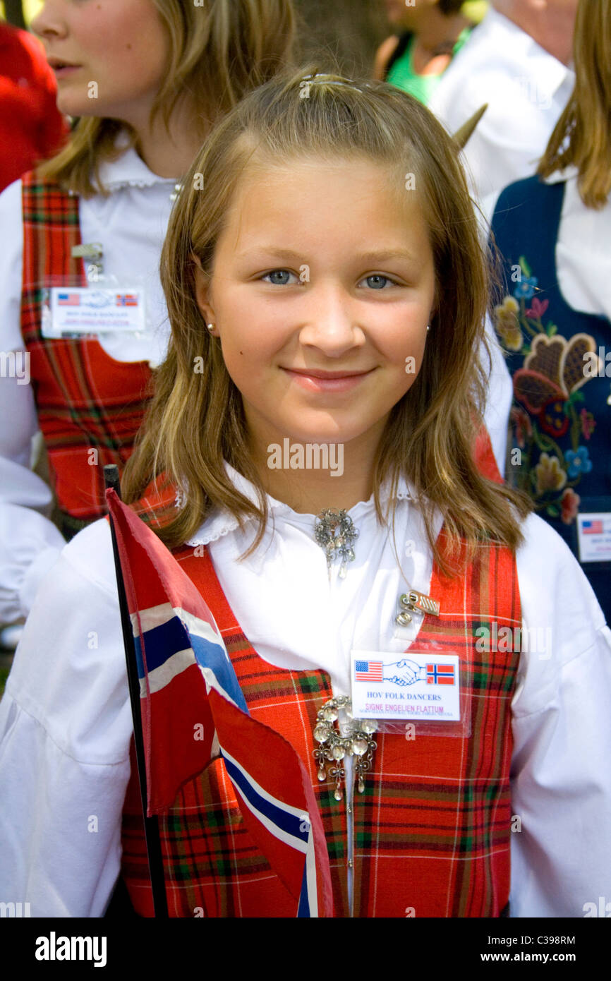 girl from norway