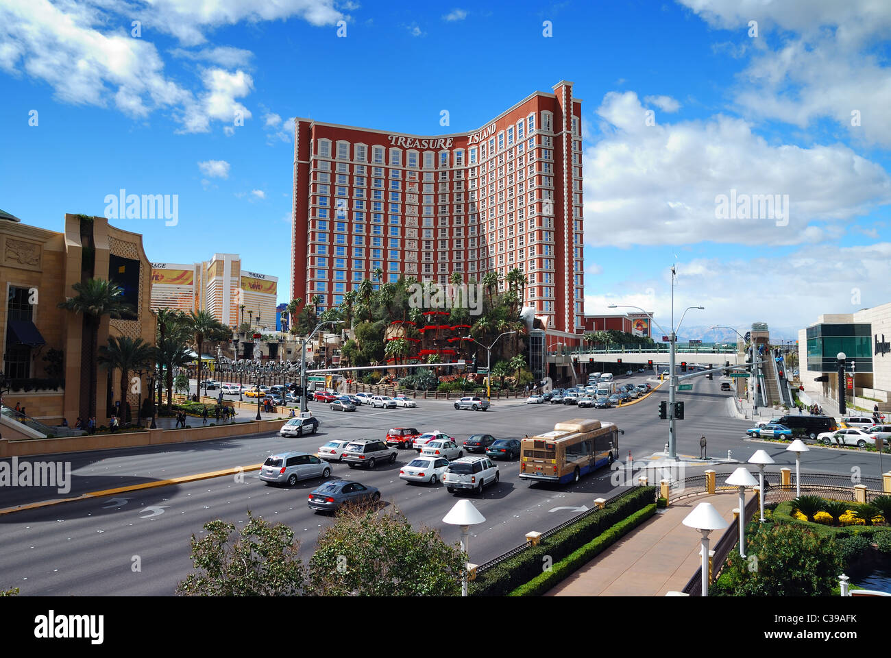 My Treasure Island Las Vegas