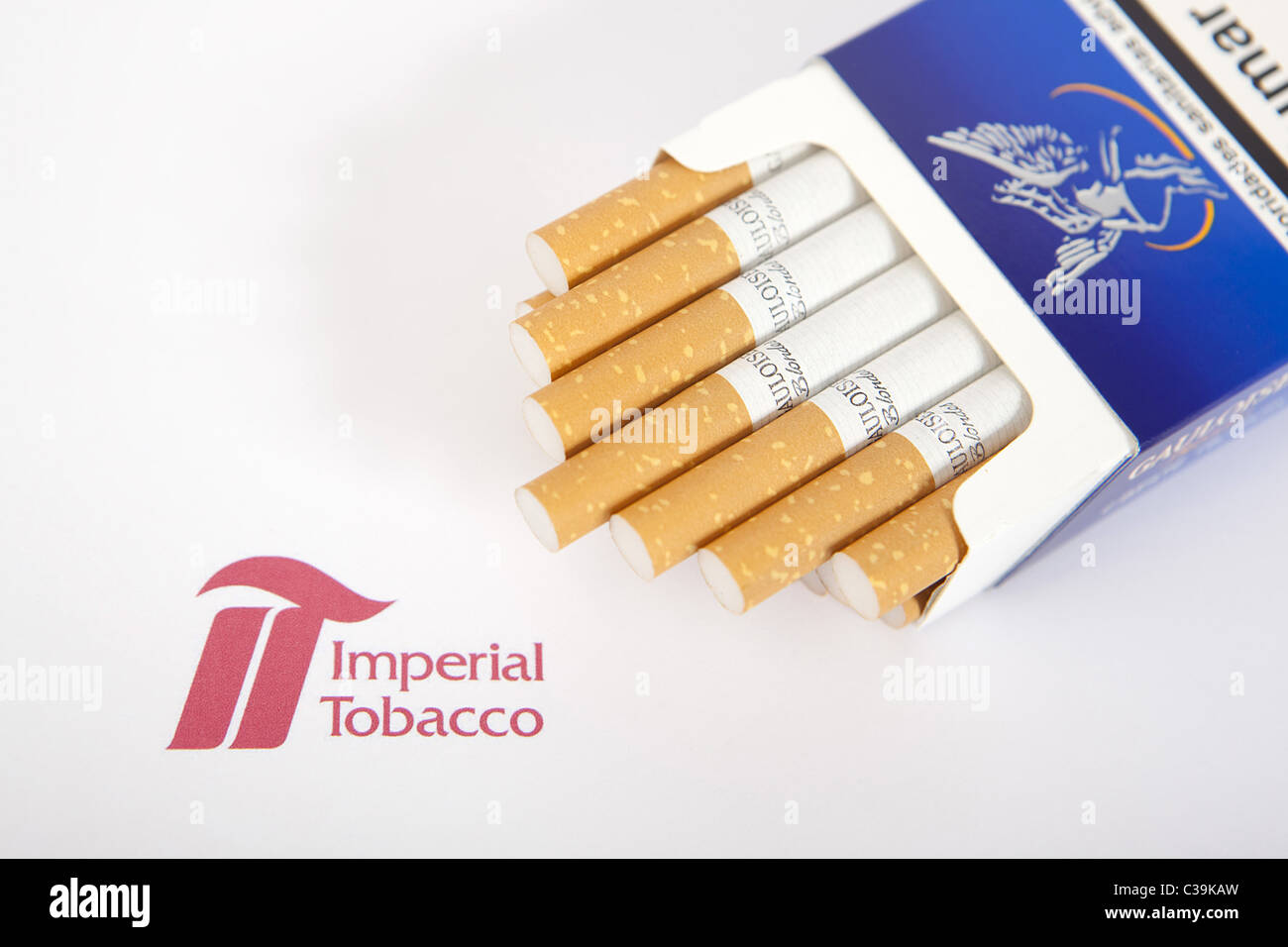 USA made Marlboro cigarette