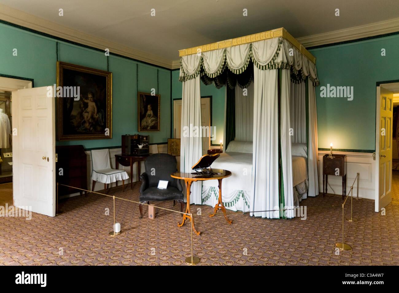 Interior Of The Queen S Charlotte S Bedroom Queen