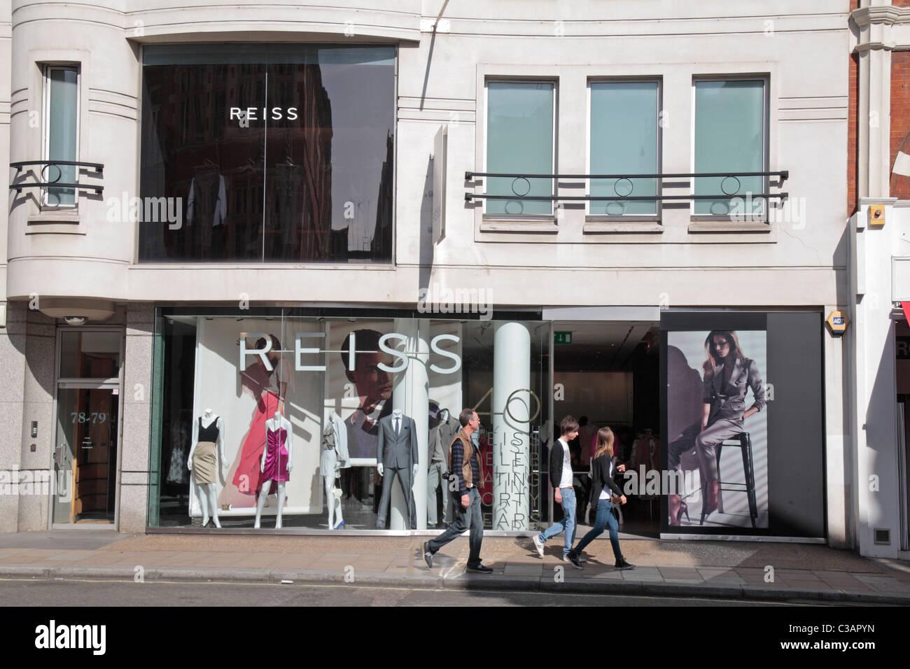 reiss fashion london