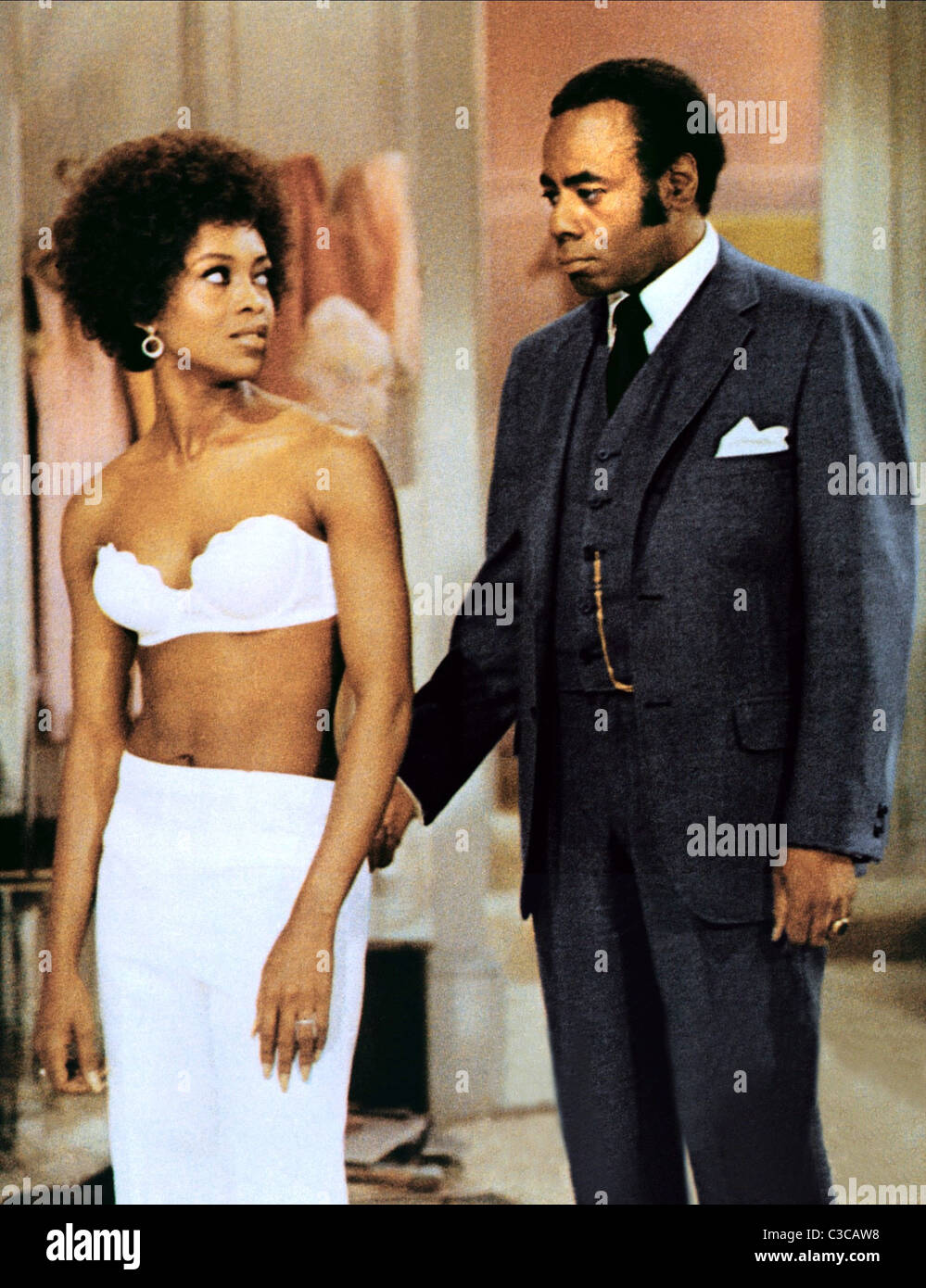 Images Of Lola Falana Amazing lola falana & roscoe lee browne the liberation of l.b. jones (1970