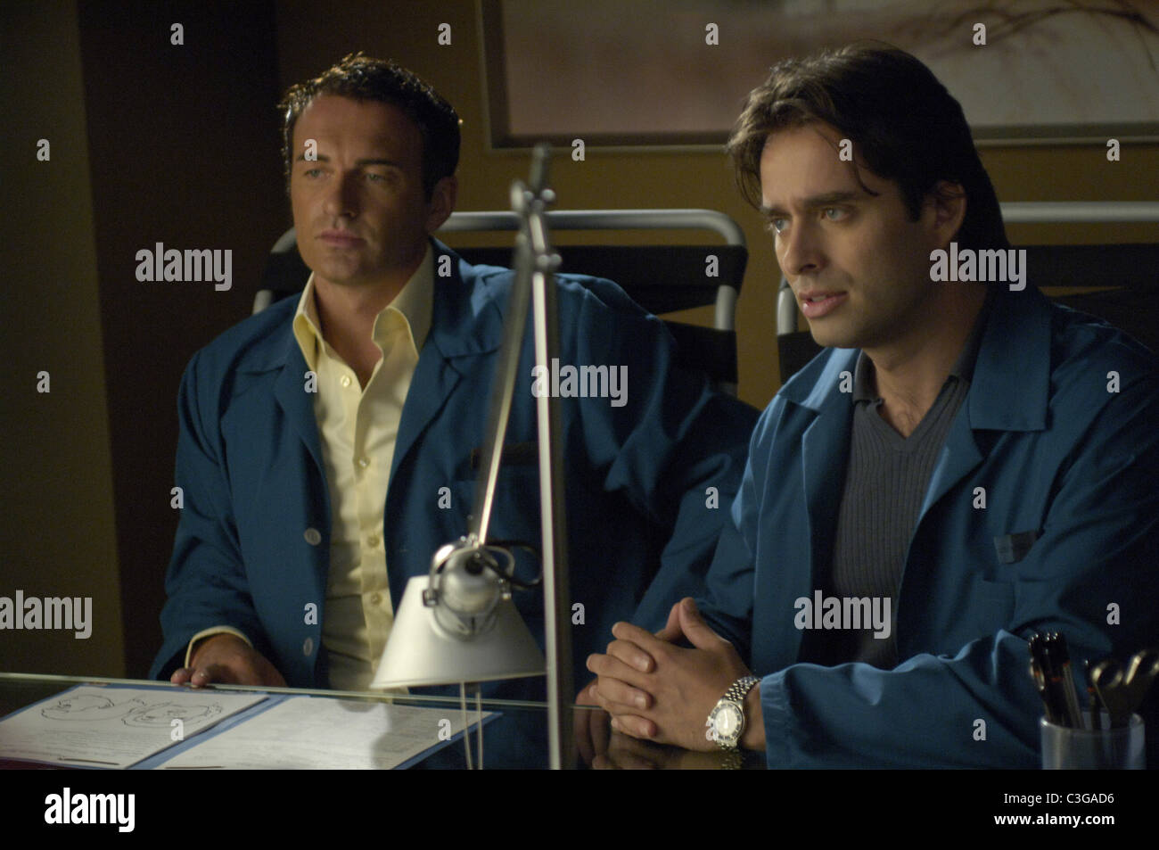 Julian McMahon as Dr Christian Troy Bruno Campos as Dr Quentin