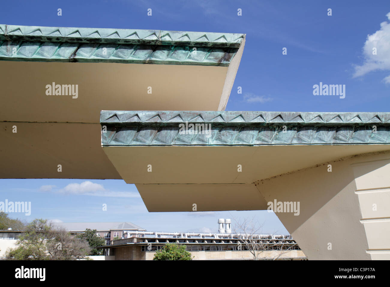 Lakeland Florida Florida Southern College Frank Lloyd Wright Architect  Architecture Design National Register Of Historic Places