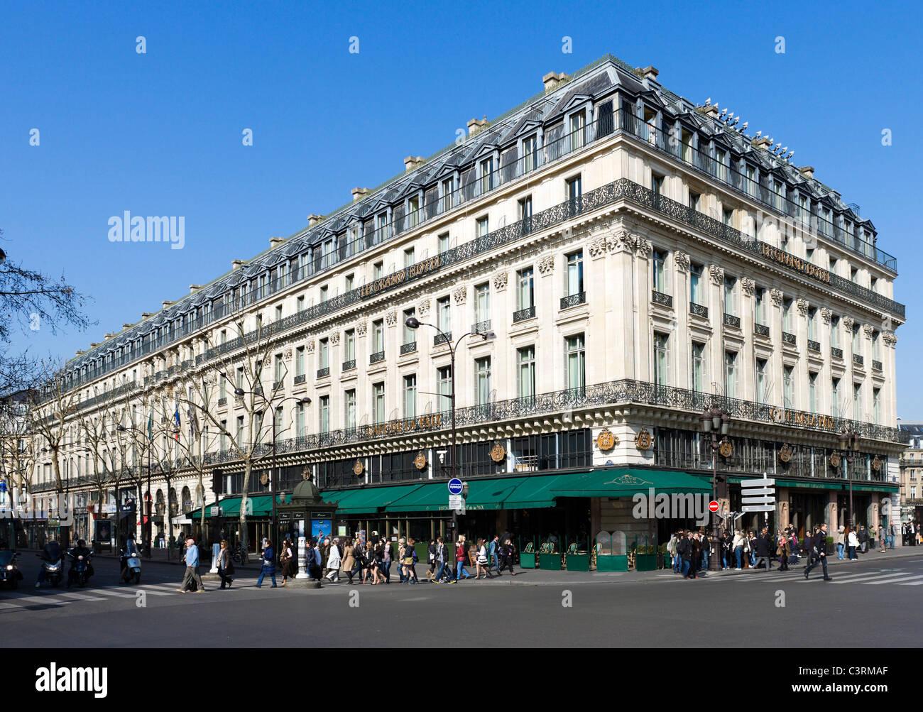 Le Grand Hotel Paris Cafe De La Paix