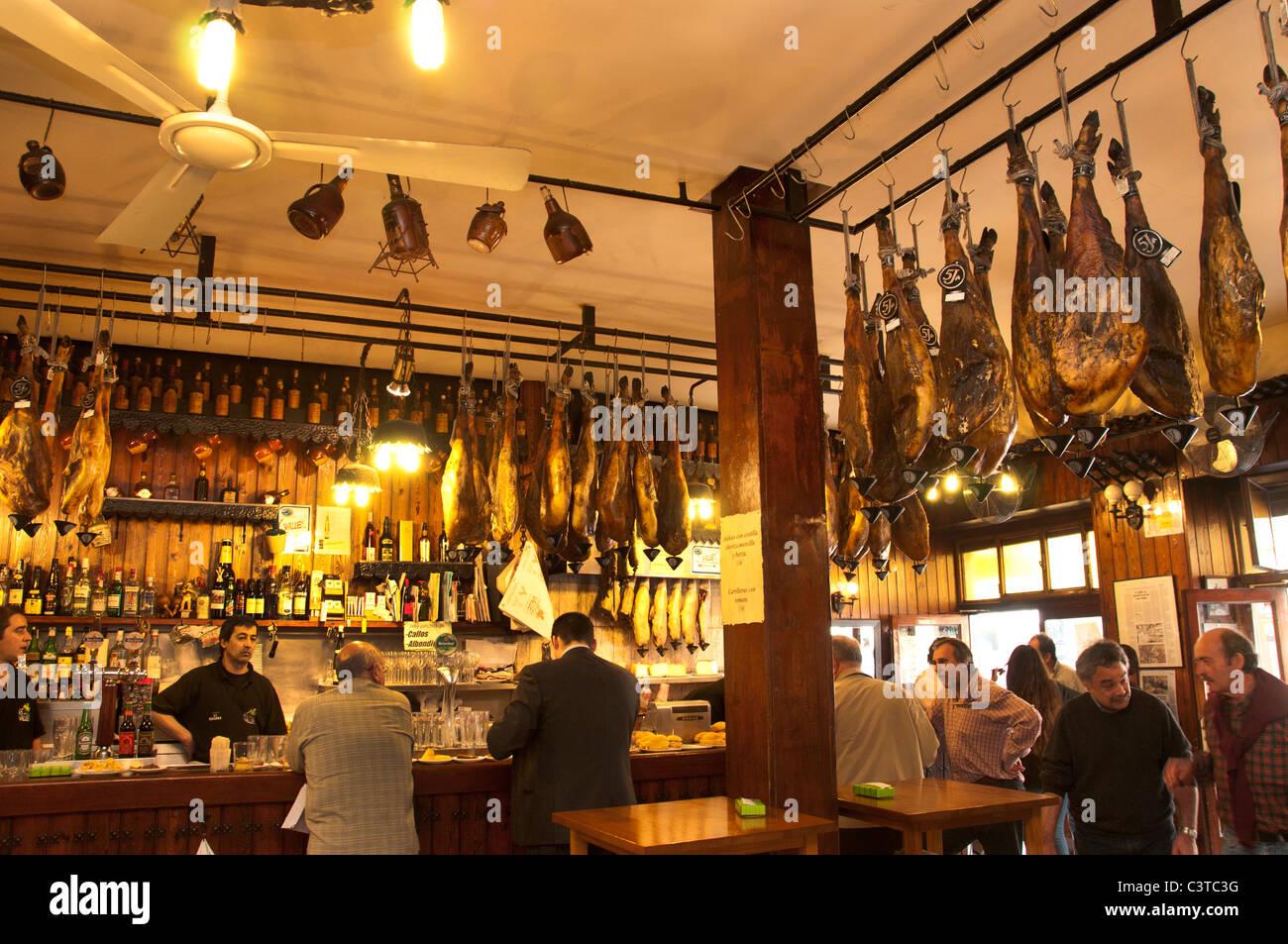 jamón jamón tapas bar & restaurante